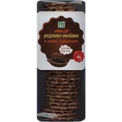 Obłoczki pszenno-owsiane kakaokowe 50g Radix-bis