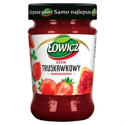 Dżem truskawkowy 280g Łowicz