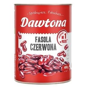 Fasola czerwona 400g Dawtona-1770