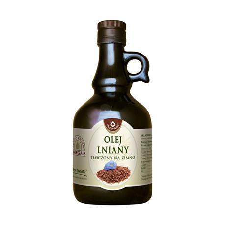 Olej lniany 250ml Oleofarm-1840