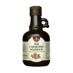 Olej z orzechów włoskich 250ml Oleofarm