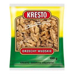 Orzechy włoskie 100g Kresto