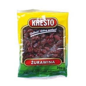 Żurawina suszona 200g Kresto-1860