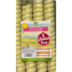 Chrupki kukurydziano-ryżowe 60g b/g Radix-Bis