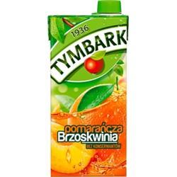 TYMBAR 1L NAPÓJ POMAR-BRZOSKWINIA