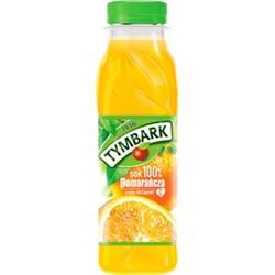 Sok 100% pomarańcza 300ml Tymbark