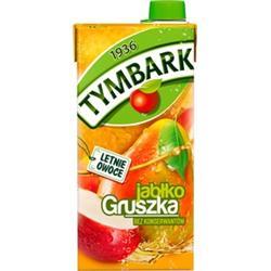 TYMBARK 1L NAP.JABŁKO-GRUSZKA     /12/