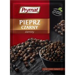 Pieprz czarny ziarnisty 20g Prymat-1958