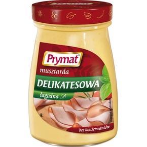 Musztarda delikatesowa 185g Prymat-1963