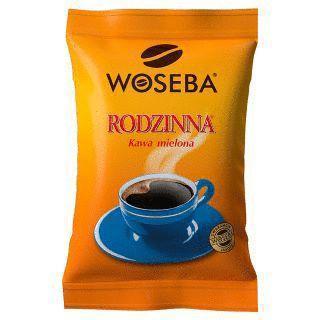 Kawa mielona rodzinna 80g Woseba-2033