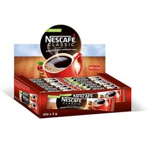 Kawa rozpuszczalna Nescafe classic 2g Nestle-2040