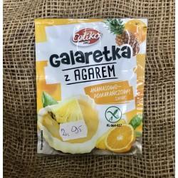 Galaretka cytrynowa bez cukru 14g Celiko
