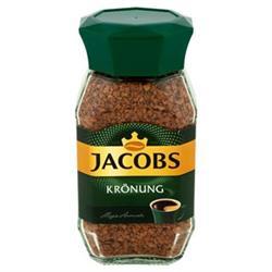 Kawa rozpuszczalna JACOBS kronung 100g słoik
