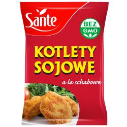 SANTE KOTLETY SOJOWE ALA SCHAB.100G
