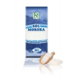 Sól morska drobna 500g Radix-bis