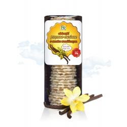 Obłoczki pszenno-owsiane waniliowe 50g Radix-bis