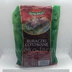 MULTI SMAK BURACZKI GOTOWANE  500G