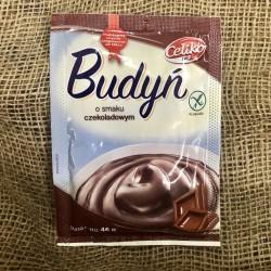 Budyń czekoladowy bezglutenowy 46g Celiko