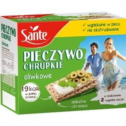 Pieczywo chrupkie oliwkowe 150g Sante