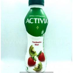 Activia drink truskawka kiwi 300g Danone