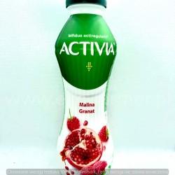 Activia drink malina-granat 300g Danone