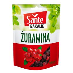 SANTE ŻURAWINA WIELKOOWOCOWA 100G
