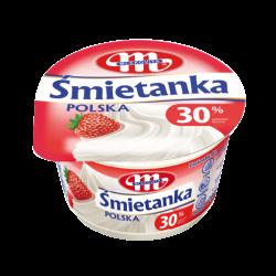 ŚMIETANA POLSKA 30% 200ML