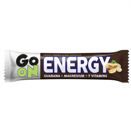 Baton GO ON energy guarana/mag/wit/ 50g Sante