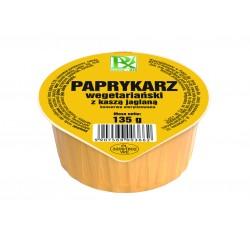 Paprykarz wegetariański z kaszą jaglaną 135g Radix