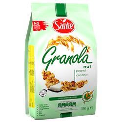 Granola orzechowa 350g Sante