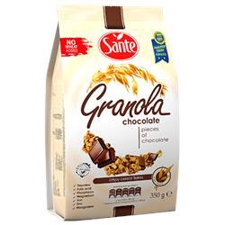 Granola czekoladowa 350g Sante
