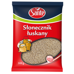 SANTE SŁONECZNIK ŁUSKANY 300G