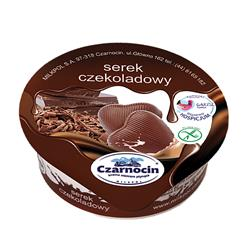 Serek czekoladowy 125g Czarnocin-473