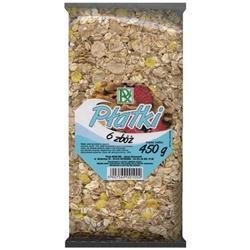 Płatki 6 zbóż 450g Radix-Bis