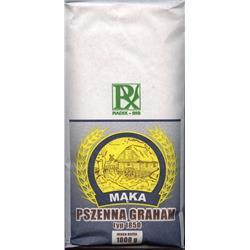 Mąka pszenna graham typ 1850 1kg Radix-Bis