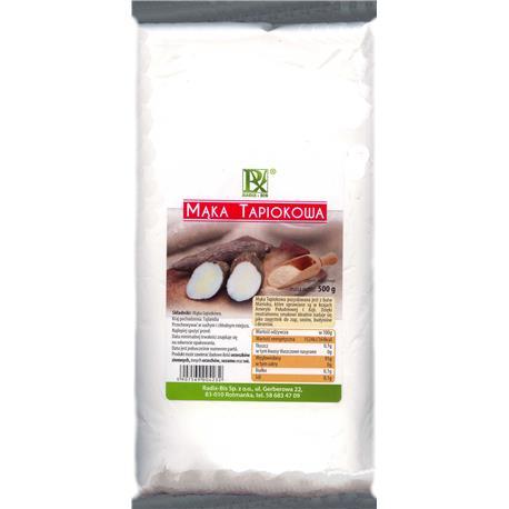 Mąka tapiokowa 500g Radix-Bis-166