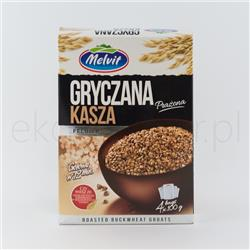 MELVIT KASZA GRYCZANA   4X100G