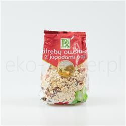 Otręby owsiane z jagodami goji Radix-Bis 200g